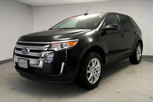 Pre-Owned 2012 Ford Edge 4dr SEL AWD