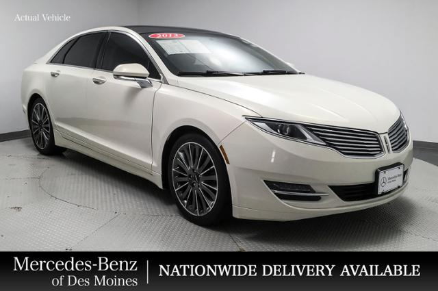 Pre-Owned 2013 Lincoln MKZ 4dr Sdn AWD