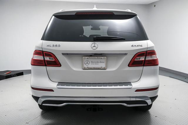 Pre-Owned 2015 Mercedes-Benz M-Class 4MATIC® 4dr ML 350