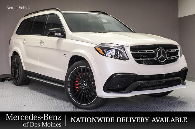 Pre Owned 2018 Mercedes Benz Gls Amg 63 Suv