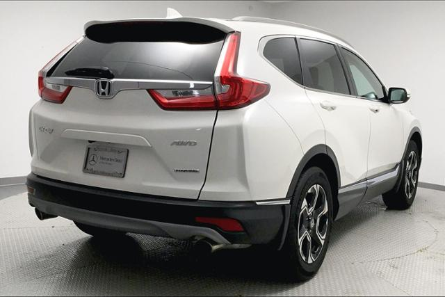 Pre-Owned 2017 Honda CR-V Touring AWD