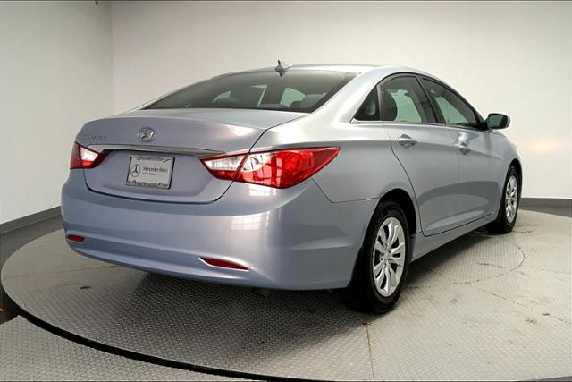 Pre-Owned 2013 Hyundai Sonata 4dr Sdn 2.4L Auto GLS *Ltd Avail*
