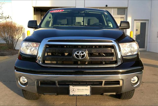 Pre-Owned 2013 Toyota Tundra 4WD Double Cab 4.6L V8 6-Spd AT