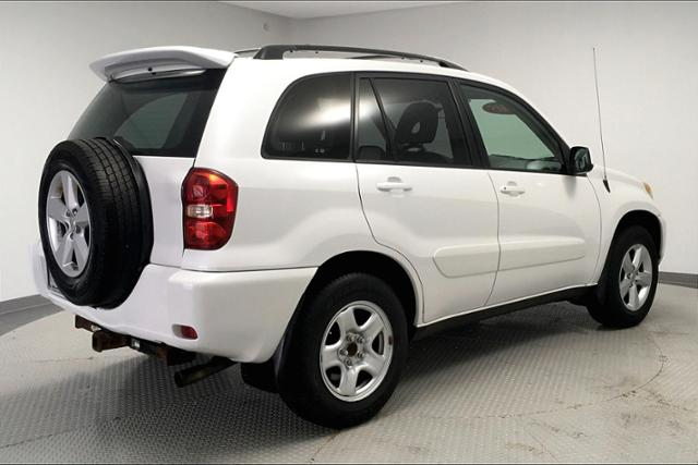 Pre-Owned 2005 Toyota RAV4 4dr Auto