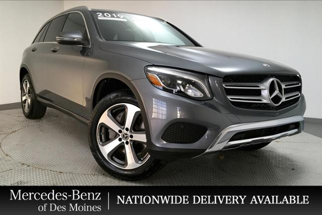 new 2019 mercedes benz glc glc 300 4matic suv sport utility in urbandale kf660373l mercedes benz of des moines demo 2019 mercedes benz 300 4matic suv awd