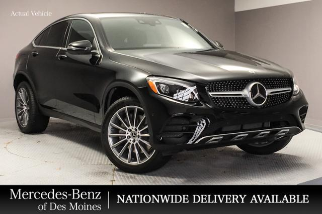 new 2019 mercedes-benz glc glc 300 4matic® coupe coupe in urbandale