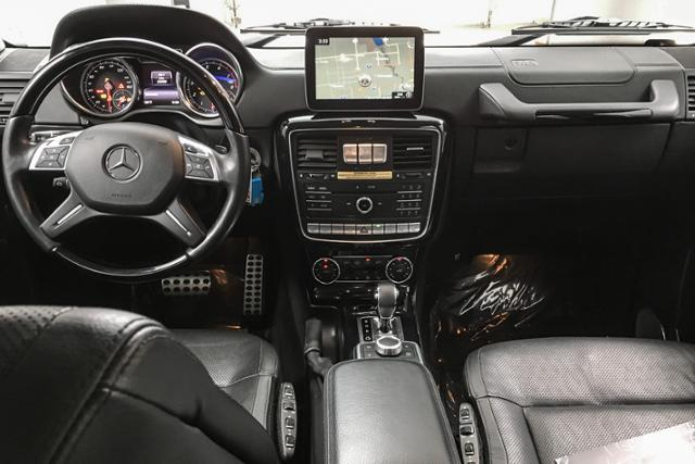 Certified Pre-Owned 2017 Mercedes-Benz G-Class G 550