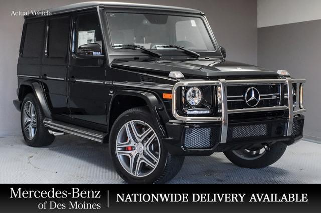 New 2018 Mercedes Benz G Class Amg G 63 Suv Suv In Urbandale