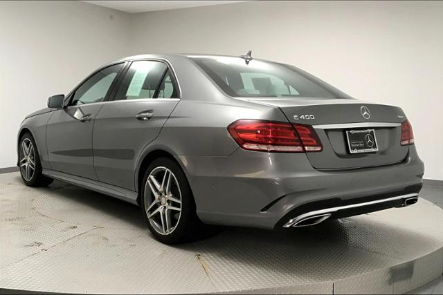 Certified Pre-Owned 2015 Mercedes-Benz E-Class E 400