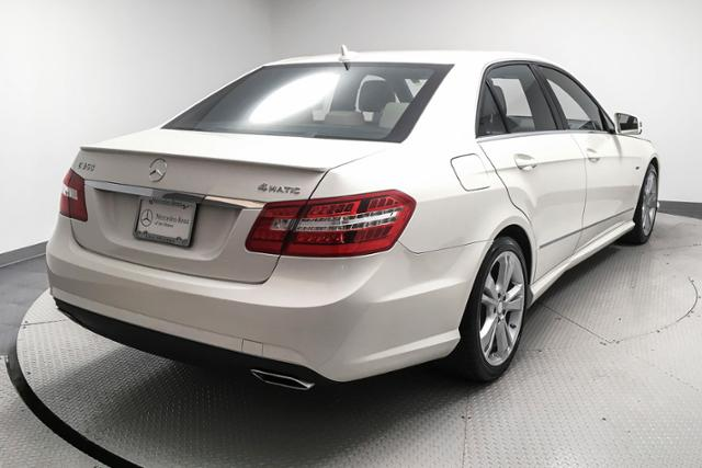 Pre-Owned 2012 Mercedes-Benz E-Class 4dr Sdn E 350 Luxury 4MATIC®