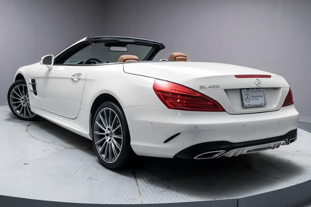 New 2019 Mercedes-Benz SL SL 450