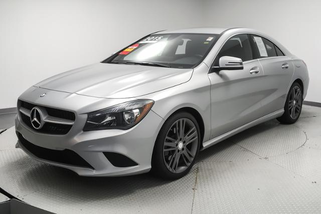 Certified Pre-Owned 2015 Mercedes-Benz CLA CLA 250 Coupe