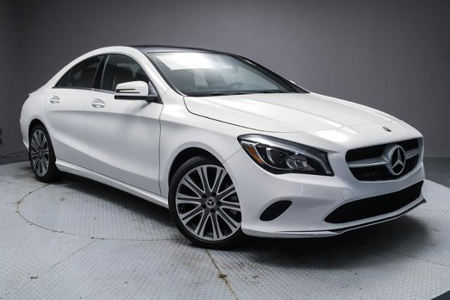 New 2019 Mercedes Benz Cla Cla 250 4matic Coupe Coupe In Urbandale