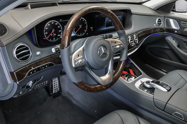 New 2019 Mercedes-Benz S-Class S 560 4MATIC® Sedan