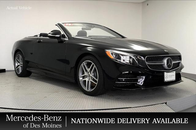 New 2019 Mercedes Benz S 560 Sport With Navigation