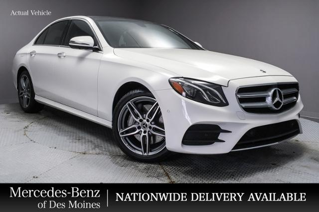 New 2019 Mercedes-Benz E 300 AWD 4MATIC®