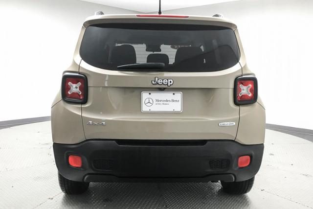 Pre-Owned 2015 Jeep Renegade 4WD 4dr Latitude