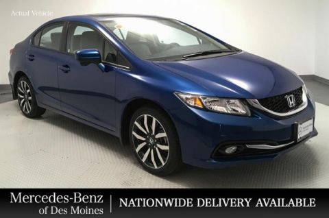 Pre-Owned 2014 Honda Civic 4dr CVT EX-L w/Navi