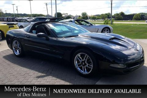 Pre-Owned 2004 Chevrolet Corvette 2dr Cpe