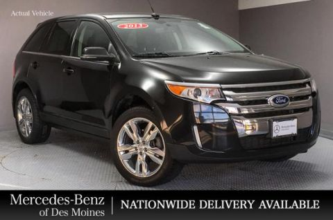 Pre-Owned 2013 Ford Edge 4dr Limited FWD