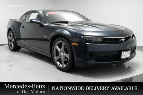 Pre-Owned 2014 Chevrolet Camaro 2dr Cpe LT w/2LT
