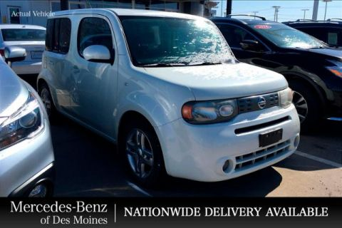 Pre-Owned 2009 Nissan cube 5dr Wgn I4 CVT 1.8 SL