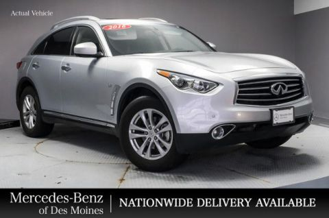 Pre-Owned 2016 INFINITI QX70 RWD 4dr