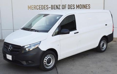 New 2016 Mercedes-Benz Metris Cargo Mini-Van