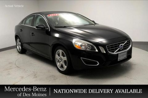Pre-Owned 2012 Volvo S60 FWD 4dr Sdn T5 w/Moonroof